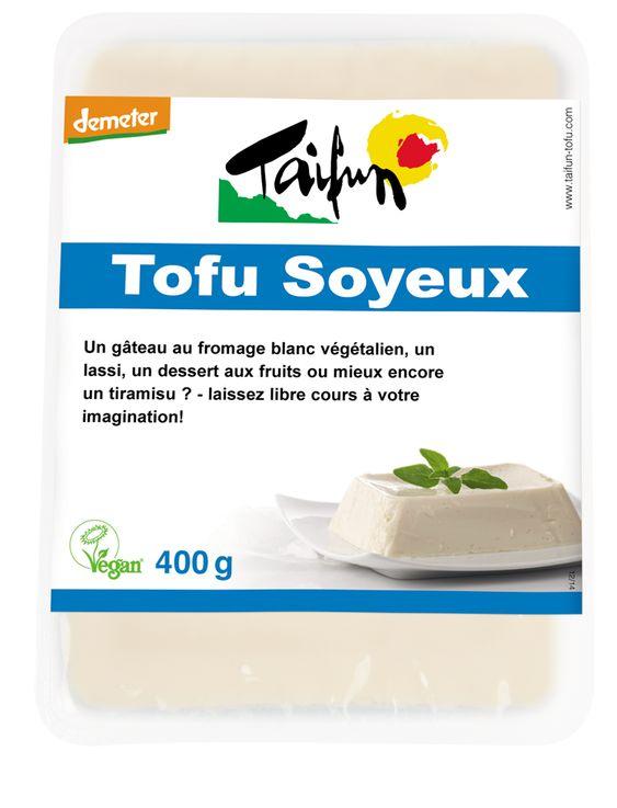 Qu Est Ce Que Le Tofu Soyeux : soyeux, Soyeux, Qualité, Demeter, Recette, Tofu,, Dessert, Fruits