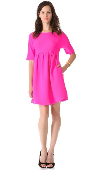 Lisa Perry Sac Dress