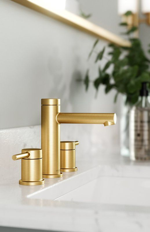 Align Widespread Bathroom Faucet With Drain Assembly With Images