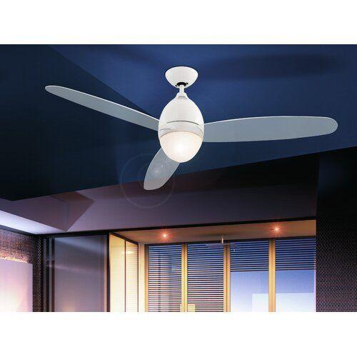 Buckey Ceiling Fan With Remote Bright Life In 2020 Ceiling Fan Ceiling Fan With Remote White Ceiling Fan