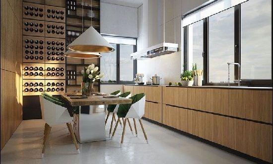 Cuisines De Luxe 28 Projets De Reve Idee De Deco Cuisine Design Moderne Cuisine Moderne Cuisine Luxe
