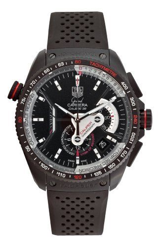 """Check out Husni Mubarak's """"casual watch"""" grab @Lockerz: This Year Men, Black Dial, Automatic Chronograph, Men S Watch"""