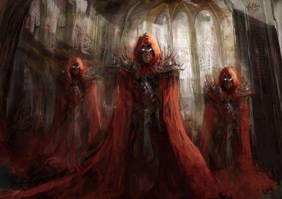 Dark Templars Vuk Kostic
