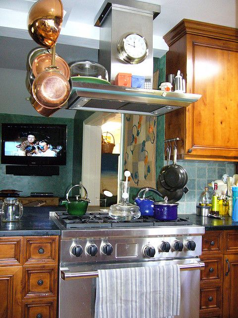 """the bar, like ikea """"grundtal"""" to the side of the stove, would work for us"""