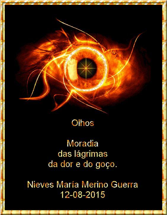 OLHOS / OJOS - OLHAR / MIRAR - POETRIX - ¡ARTES DE SAFIRA ESPECTACULARES! - Encontro de Poetas e Amigos