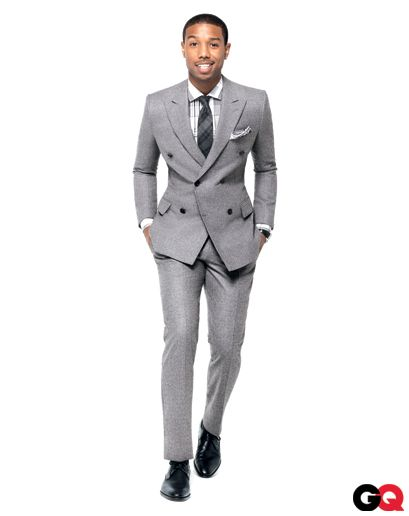 The GQ Guide to Suits | Grey, Suits and Double breasted