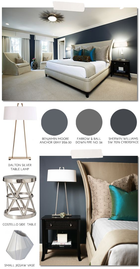 Pulp Sourcebook Elegantrenovation Master Bedroom Home Pinterest Paint Colors Home