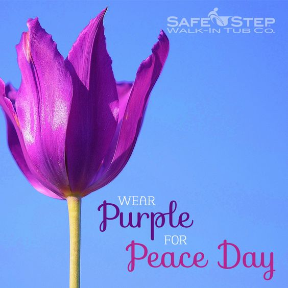 Peace Purple And The O Jays On Pinterest
