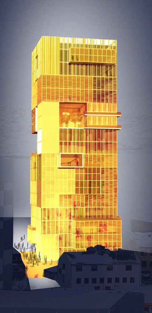 A compelling case for wood to build high-rises from - SkyscraperCity