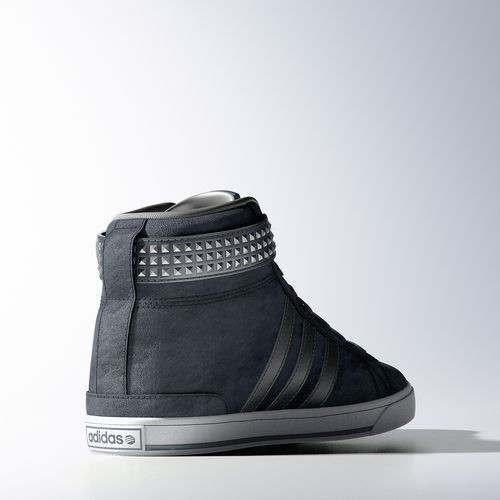 Women - adidas Neo - BBNEO Daily Twist Mid Shoes - Lead(F38601)