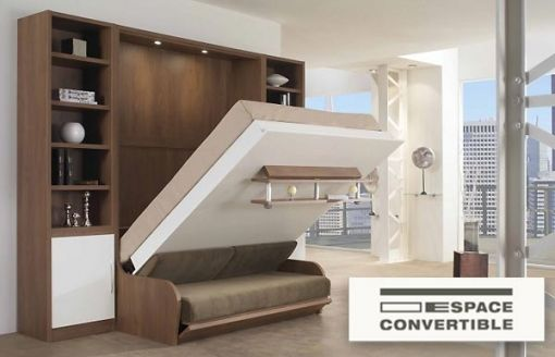 Lit Rabattable 2 Personnes Home Decor Loft Bed House Design