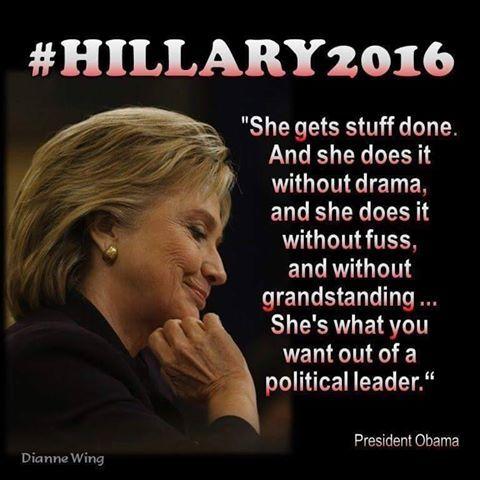 #ClintonKaine2016 #VoteBlueAlways