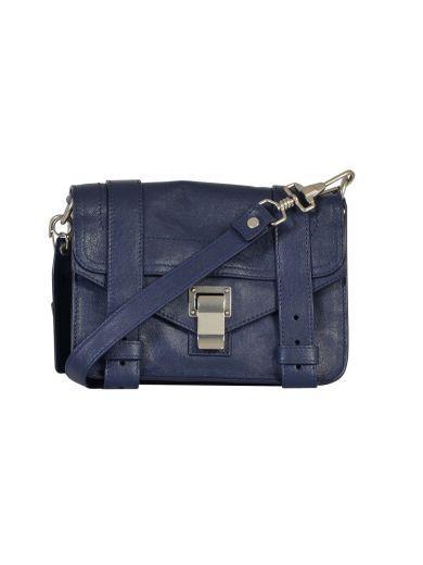 PROENZA SCHOULER Proenza Schouler Ps1 Lux Mini. #proenzaschouler #bags #shoulder bags #leather #