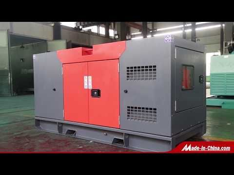 Diesel Generator Tech Starlight Silent Diesel Generator Set Power Range Diesel Generators Diesel Sound Proofing