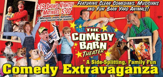 Comedy barn discount coupons