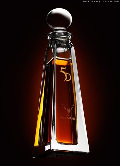 The Dalmore 50-Year-Old Whisky