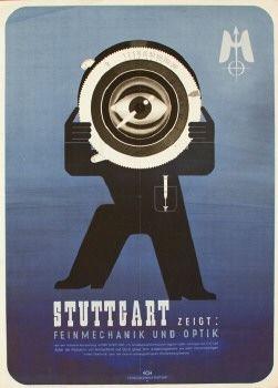 KÜNSTLER unbekannt Stuttgart zeigt: Feinmechanik und Optik 1946