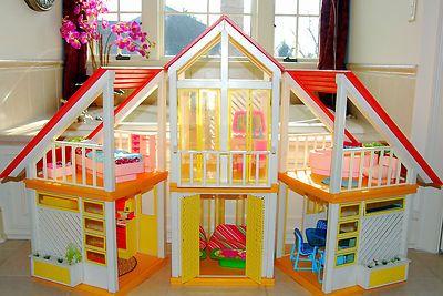 Dream Houses Vintage Barbie Dolls And Barbie Dream House