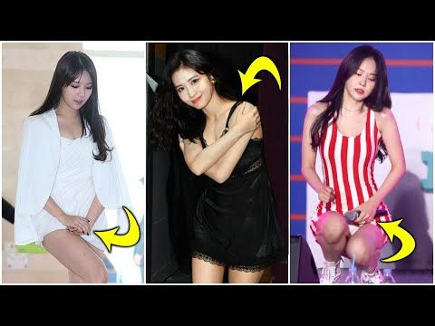 Female Kpop Idols Most Uncomfortable Clothes Youtube Uncomfortable Clothes Uncomfortable Kpop Idol