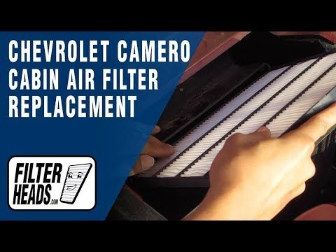 How To Replace Cabin Air Filter 2013 Chevrolet Camaro Cabin Air Filter 2013 Chevrolet Camaro Chevrolet Camaro
