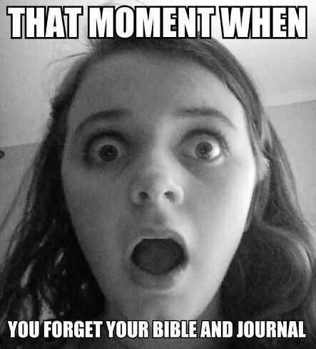 For all you Christian gals out there!