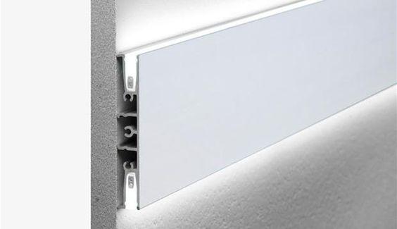 wall washer - aluminium extrusion iGuzzini: