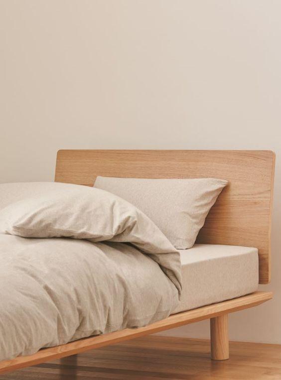 What Goes Inside A Duvet Cover Bedroom Interior Minimalist Bed Bed Frame Design