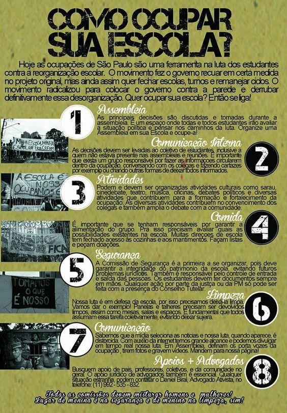 Manual de mobilização e ocupação 2
