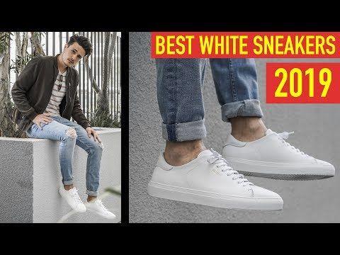 Best White Sneakers for Men 2019 | Must