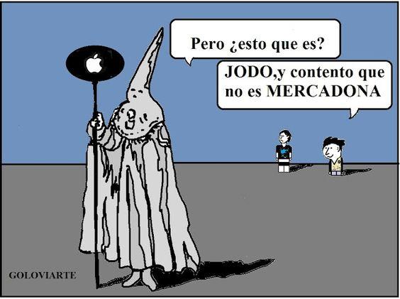 Semana Santa Patrocinada by goloviarte