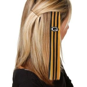 NFL Green Bay Packers Hair Clip