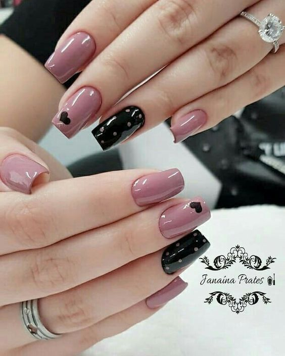 2019 Easy Tutorials Of Hot Valentines Nails Designs Nail Designs Valentines Valentine Nail Art Trendy Nails