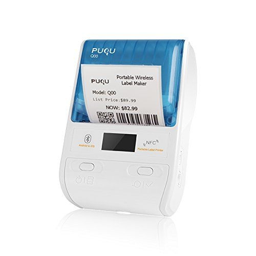 Get FREE shipping on Wireless Label Maker,Handheld Thermal Label - free shipping label maker