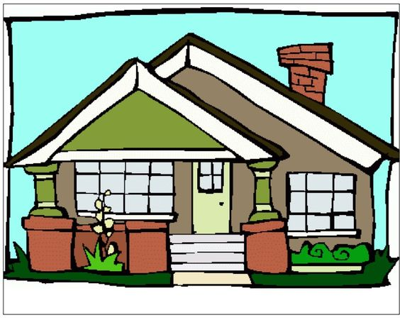 Build Up Your Home With Images House Clipart