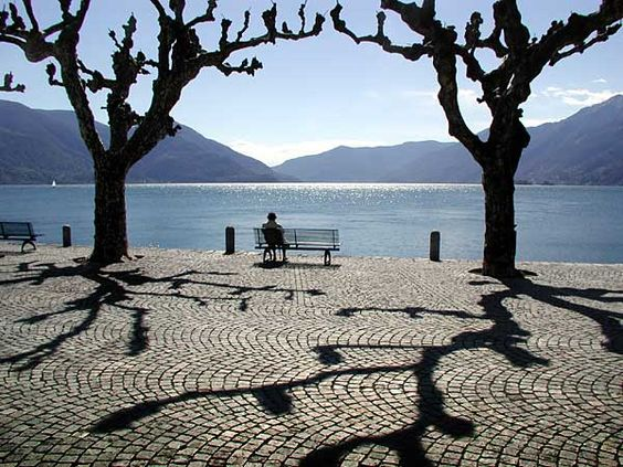 Ascona, Canton Ticino, Switzerland