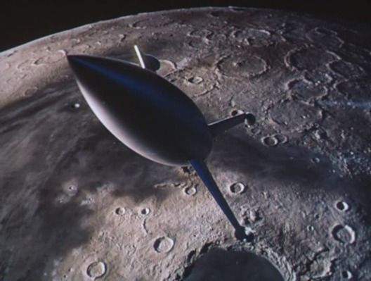 Luna - Destination Moon (1950)