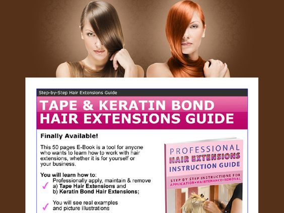 Tape & Keratin Bond - Hair Extensions Guide Review  Get Full Review : http://scamereviews.typepad.com/blog/2013/02/tape-keratin-bond-hair-extensions-guide-get-for-free.html