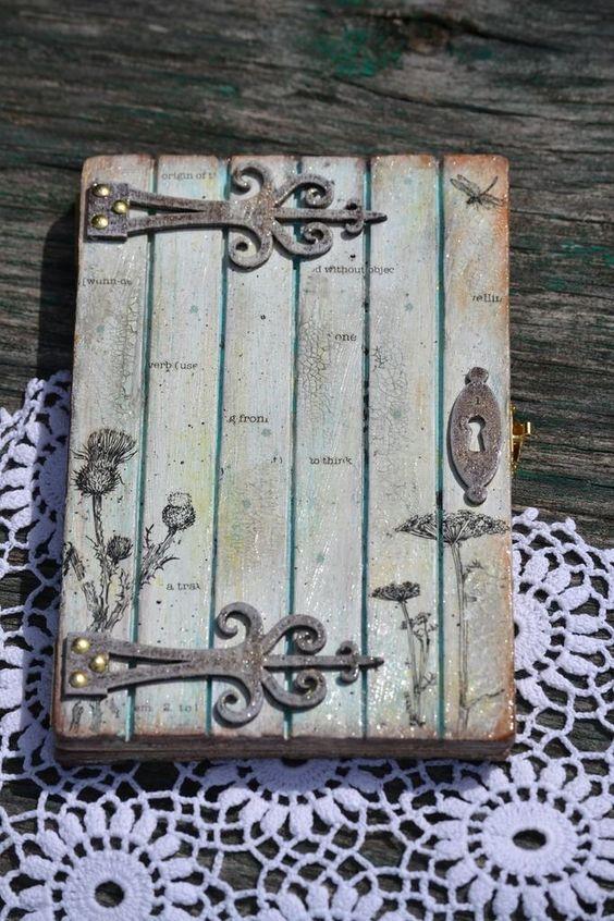 Fairy doors doors and fairies on pinterest for Fairy door wall art