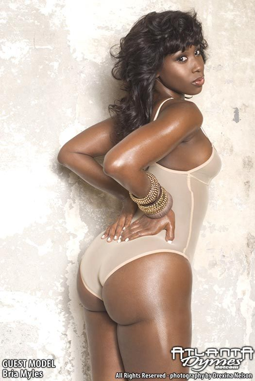 Bria Myles Nude 45