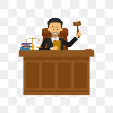 La Ley Y La Justicia Ilustracion Martillo Ilustracion La Justicia Png Y Vector Para Descargar Gratis Pngtree Ilustrasi Hukum Kartun
