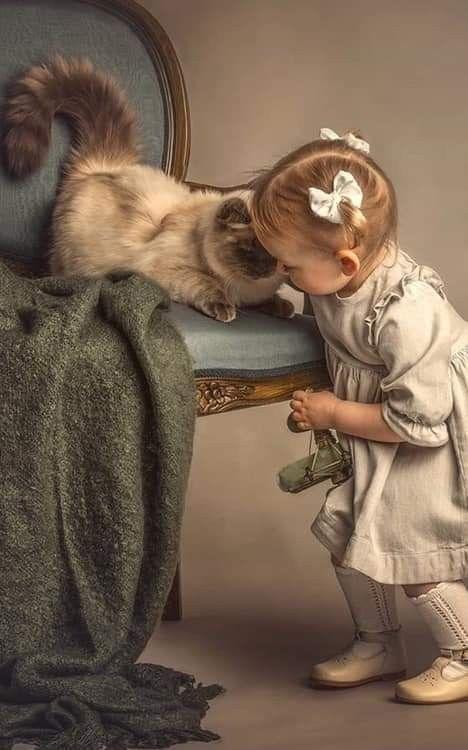 Fille Enfant  Vert Couleur