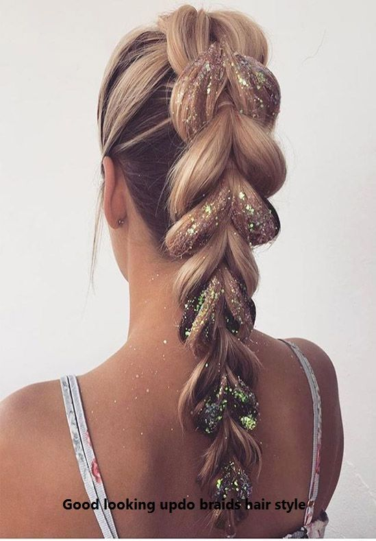 Good Looking Braid Ideas Hairbraids Hairs In 2020 Prom Hairstyles For Long Hair Hair Styles Long Hair Styles