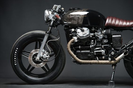 Honda CX500 By Inglorious Motorcycles