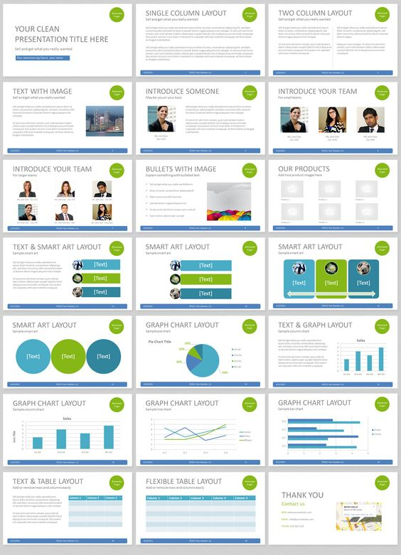Powerpoint Template Screenshot Pricing Table  Pricing Tables