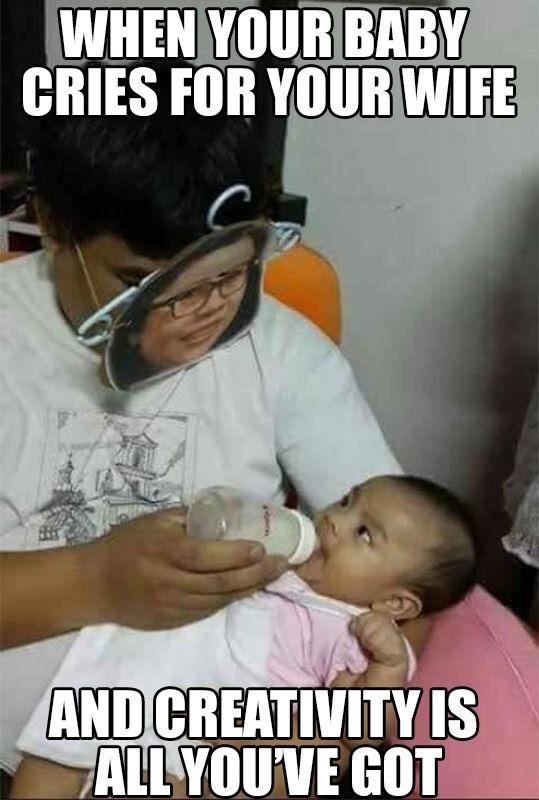 Good job, Dad! #funny #parenting http://pishposhbaby.com