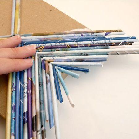 pegamento Rodó Tubos Contenedores reciclados En Una caja de zapatos Para Niños Ideas de Proyectos artesanales