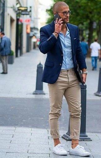 Looks con tenis para hombres   Ropa de hombre casual