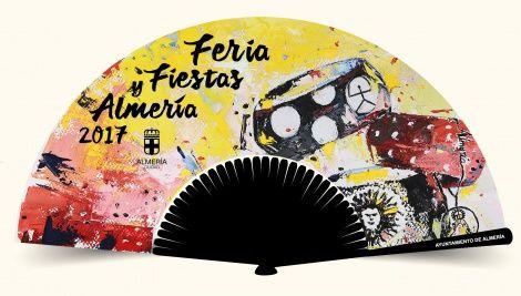 Abanico Feria Almeria 2017
