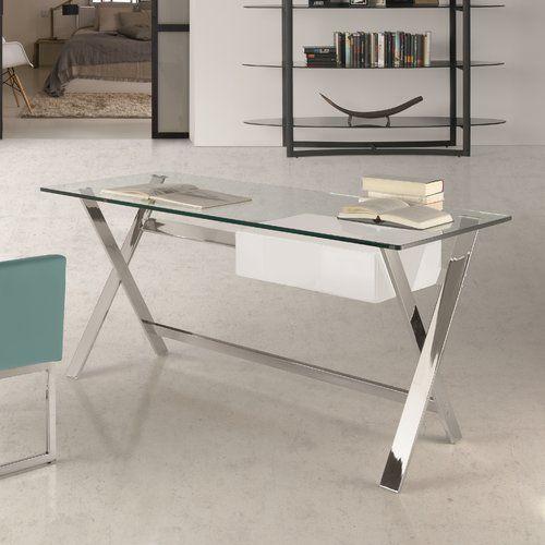 Wade Logan Braintree Desk Global Office Furniture Desk