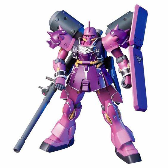 Mobile Suit Gundam UC HGUC : AMS-129 Geara Zulu [Angelo Sauper Custom Type]